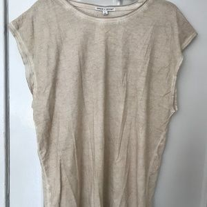 Threads 4 Thought beige tshirt - brand new!